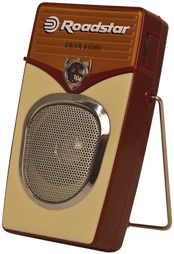 TRA-255 Přenos.radiopřijímač FM/MW,bater