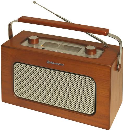 TRA-1958N/WD Retro přen.RP,AM/FM,230V/ba