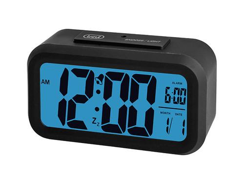 SLD 3068/BK Digi. hodiny+budík+kalendář