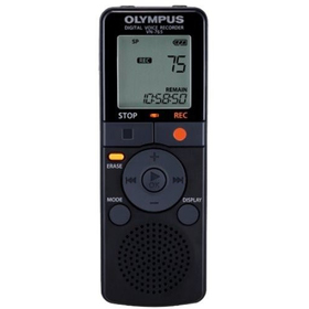 Olympus VN-765 without batteries