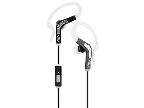 JS 659/WH Mini sport.sluchátka+mikrofon