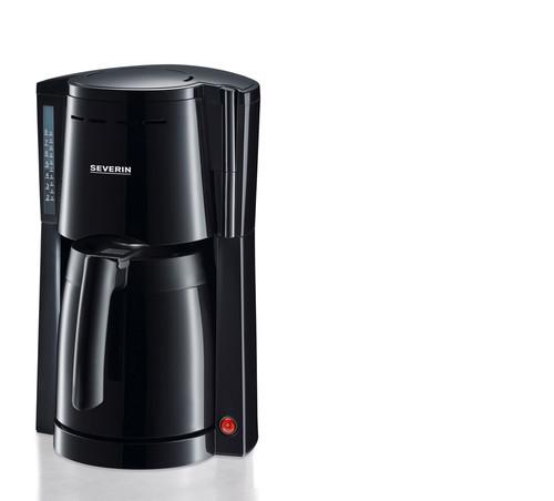 KA 4115 kávovar s termokonvicí černý