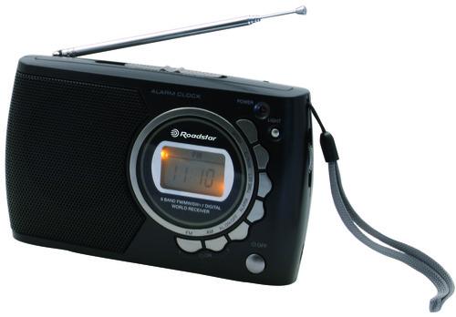 TRA-2362D Přenos.RP,FM/MW/SW1-7,digi hod