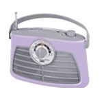 RA 763/PR Radiopřij. AM/FM,síť/baterie