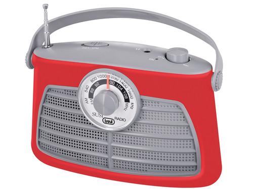 RA 763/RD Radiopřij. AM/FM,síť/baterie