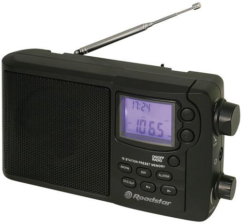 TRA-2425PSW Radiopřij.PLL,FM/MW/SW,před