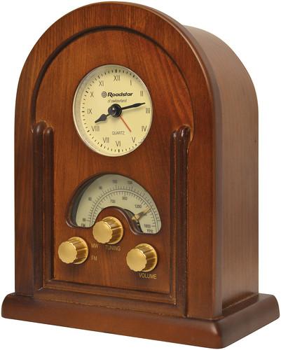 HRA-1430 Stolní retro radiopřijím. FM/MW
