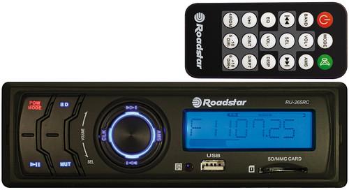 RU-265RC Autorádio PLL tuner,USB,SDcard
