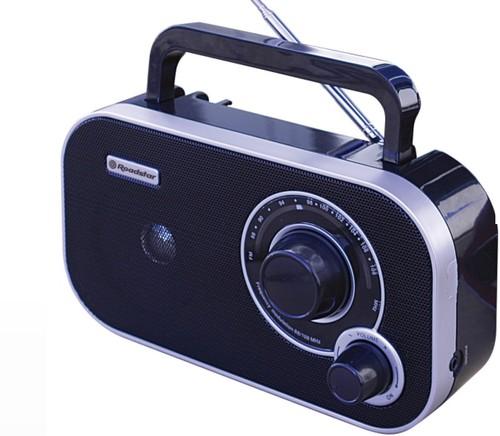 TRA-2235/BK Přenos.radiopřij.FM,síť,bate