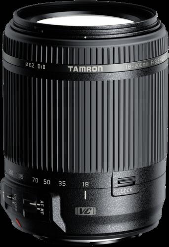 Tamron AF 18-200mm F/3.5-6.3 Di II VC Ca