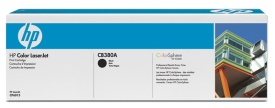HP Color LaserJet CB380A Black Print Cartridge with ColorSphere Toner