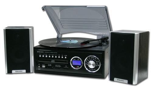 Hifi systém HIF-8888TUMPN - gramo,CD,USB,MMC