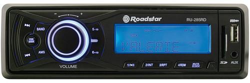 RU-285RD Autorádio PLL/RDS,USB,SDcard