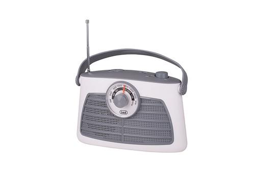 RA 763/WH Radiopřij. AM/FM,síť/baterie