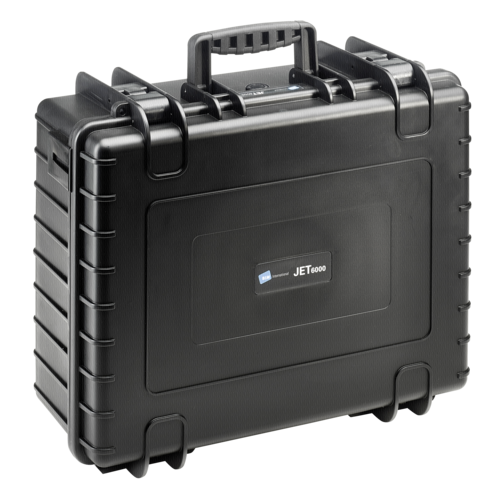 B&W Jet 6000 Outdoor Tool Case with Pocket Tool Board