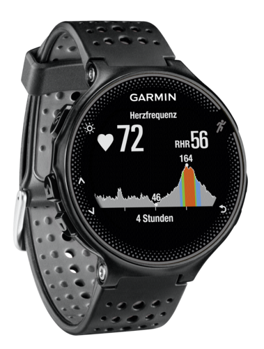 Garmin Forerunner 235 WHR black/grey