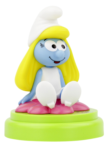 The SMURFS Smurfette mobile nightlight