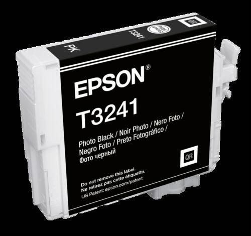 Epson ink cartridge photo black T 324 T 3241