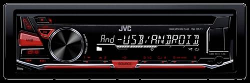 JVC KD-R 471 cervena