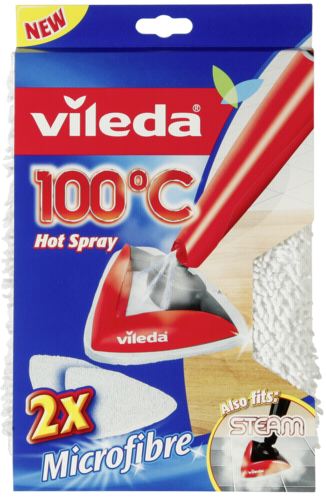 Vileda Microfibre for Steam Cleaner