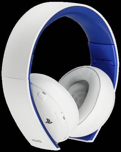 Sony PS4 Wireless Headset 2.0 white