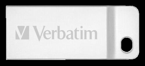 VERBATIM flashdisk Metal Executive USB 2.0 Drive 32GB Stříbrný