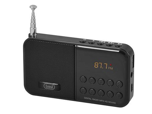 DR 740 SD/BK Digit.radio s MP3 přehrávač