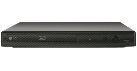 DVD přehrávač LG BP450