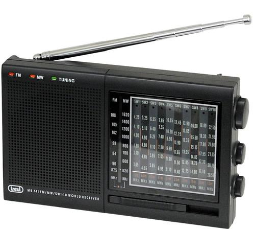 MB 741 Rádio/12 pásem