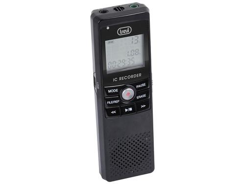 DR 435 SA/BK Mini digitál.záznamník,4GB,