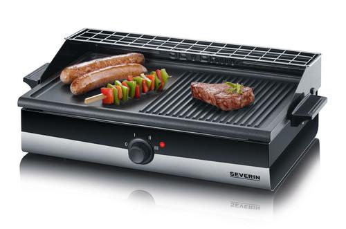 PG 2367 stolní BBQ gril - litinovým rošt