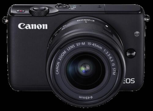 Canon EOS M10 Kit black + EF-M 15-45