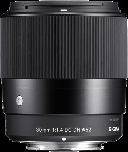 Sigma DC 1,4/30 DN Sony E-Mount Contemporary