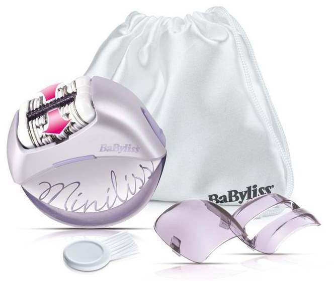 Epilátor BaByliss G596 Miniliss