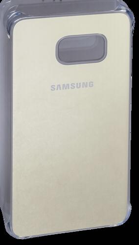 Samsung Glossy Cover EF-QG928 f Galaxy S6 Edge+ gold