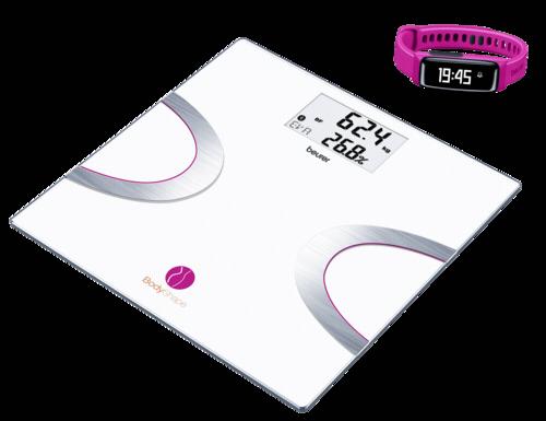Beurer AS 81 Pink & BF 710 Body Shape Bundle