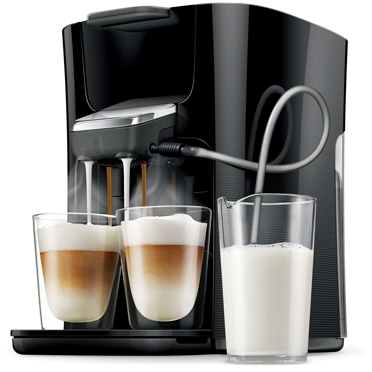 Kávovar Philips Senseo HD 7855/50 Latte Duo