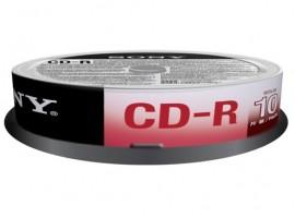Sony CD-R 48x 700MB (10 ks)