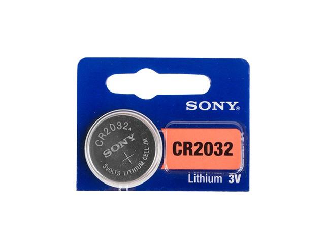 Baterie SONY CR2032B1A 1ks
