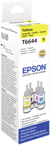 Epson ink yellow T 664 70 ml T 6644