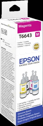 Epson ink magenta T 664 70 ml T 6643