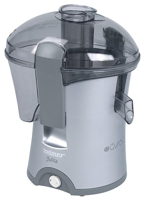 Odšťavňovač Zelmer ZJE0800X/377SL - stříbrná