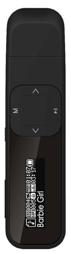 MPFOL 15/4GB/BK MP3 přehrávač