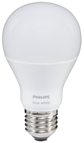 Philips Hue LED Bulb E27 DIM 9,5W (60W) warm-white 800lm