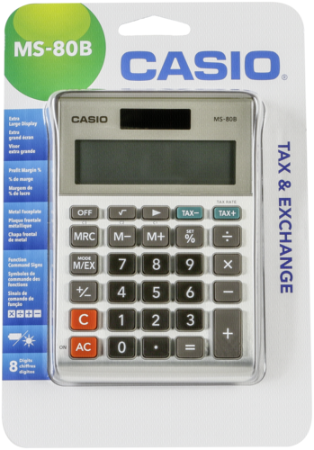 Casio MS-80B
