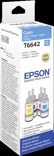 Epson ink cyan T 664 70 ml T 6642