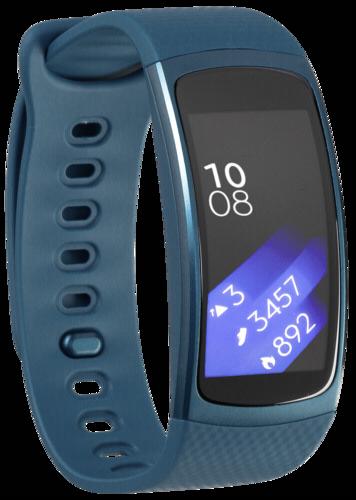 Samsung Gear FIT 2 blue large