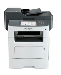 Lexmark MX611de, mono laser MFP, 47ppm, 1024MB, 800MHz, USB, GLan