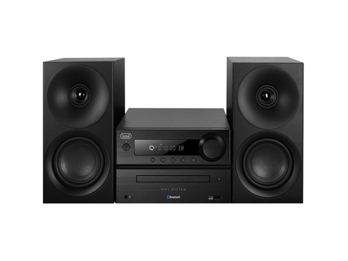 Hifi system Trevi HCX 1080BT/BK,CD,MP3,USB