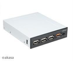 """AKASA AK-ICR-07,3.5"""" Interní Multi Memory čtečka karet 6v1"""